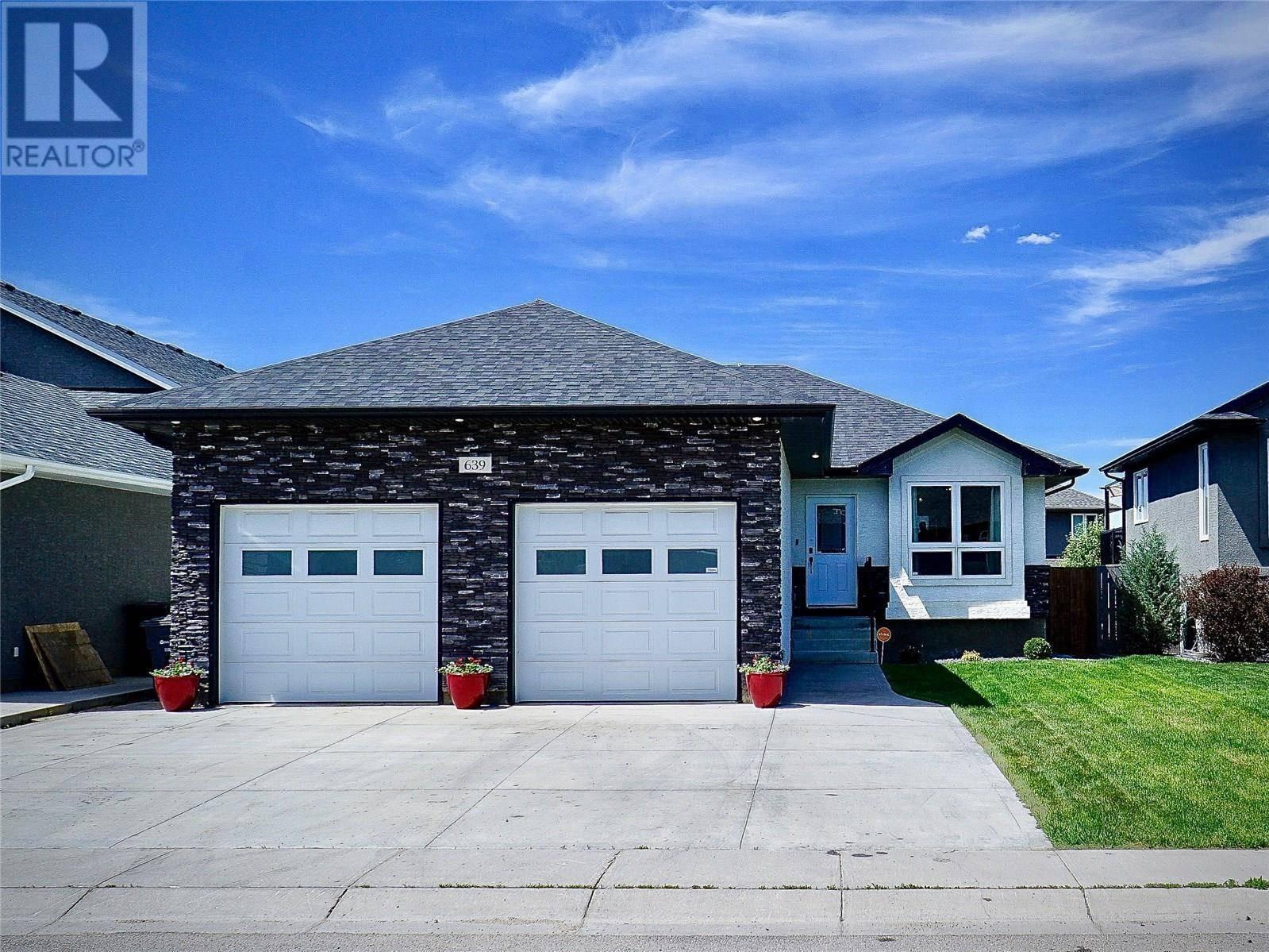 House for sale at 639 Sutter Mnr  Saskatoon Saskatchewan - MLS: SK782401
