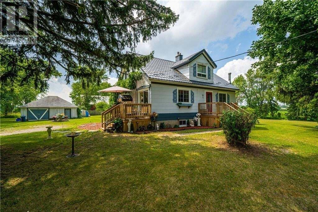 House for sale at 639 Villa Nova Rd Waterford Ontario - MLS: 30824401