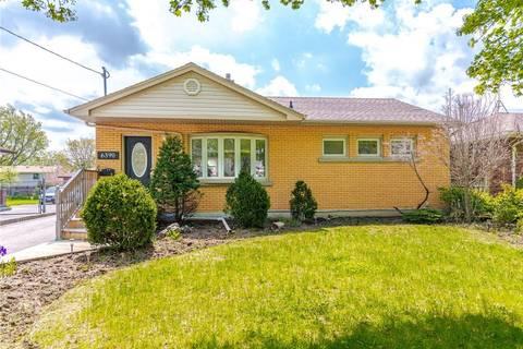 House for sale at 6390 Burdette Dr Niagara Falls Ontario - MLS: H4053997