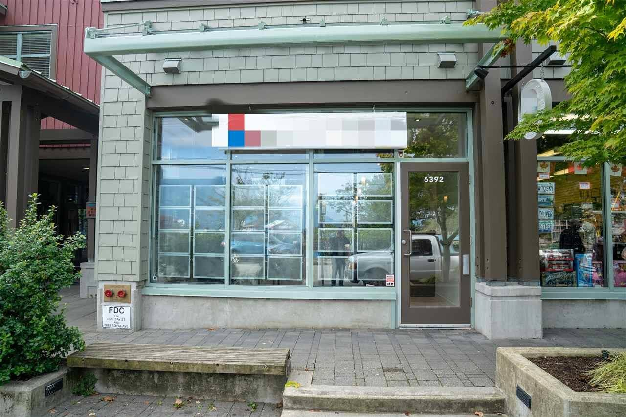 Commercial property for lease at 6392 Bay St West Vancouver British Columbia - MLS: C8028425