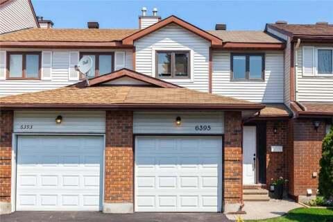 Condo for sale at 6395 Nuggett Dr Ottawa Ontario - MLS: 1192797