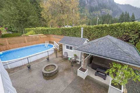 House for sale at 63950 Edwards Dr Hope British Columbia - MLS: R2361841