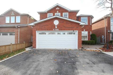 House for sale at 6396 Osprey Blvd Mississauga Ontario - MLS: W4625721