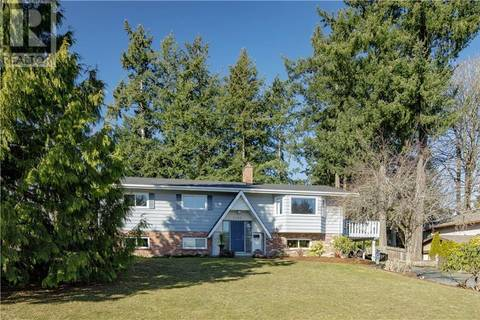 House for sale at 6396 Sunnyslope Dr Victoria British Columbia - MLS: 406987