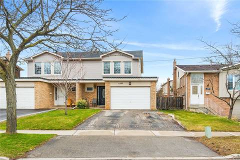 Townhouse for sale at 6399 Chaumont Cres Mississauga Ontario - MLS: W4738821