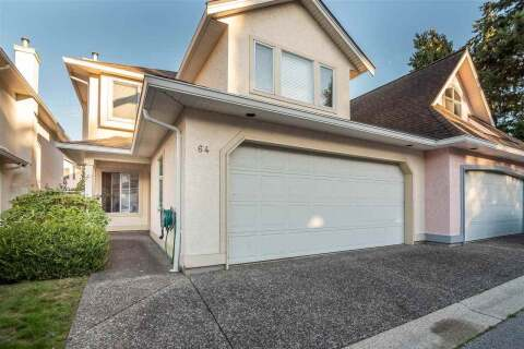 Townhouse for sale at 10000 Fisher Gt Unit 64 Richmond British Columbia - MLS: R2507818