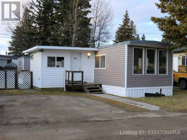 Home for sale at 133 Jarvis St Unit 64 Hinton Hill Alberta - MLS: 51317