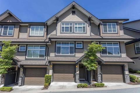 Townhouse for sale at 13819 232 St Unit 64 Maple Ridge British Columbia - MLS: R2398438