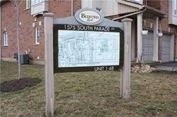 Apartment for rent at 1575 South Parade Ct Unit 64 Mississauga Ontario - MLS: W4671728