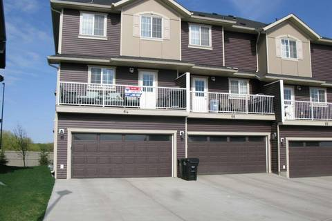 Townhouse for sale at 20 Augustine Cres Unit 64 Sherwood Park Alberta - MLS: E4142579
