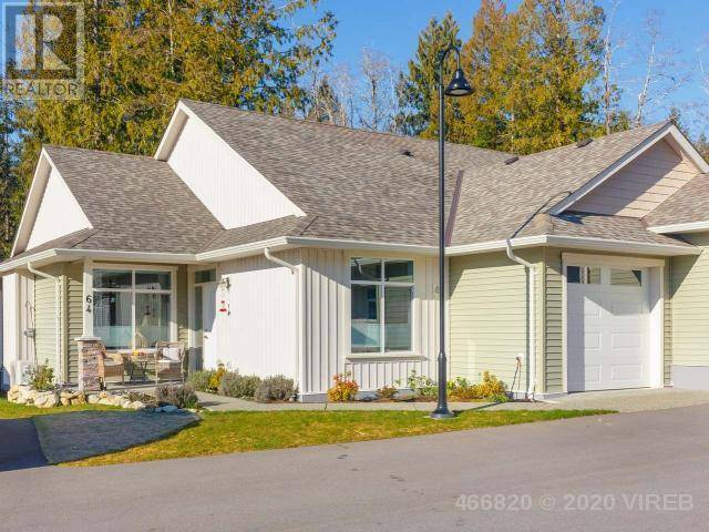 Townhouse for sale at 300 Grosskleg Wy Unit 64 Lake Cowichan British Columbia - MLS: 466820
