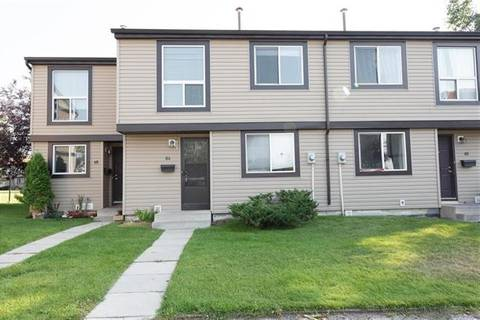 Townhouse for sale at 3029 Rundleson Rd Northeast Unit 64 Calgary Alberta - MLS: C4273387