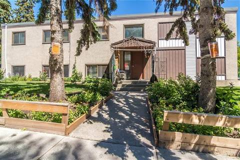 Townhouse for sale at 64 38 Ave Southwest Calgary Alberta - MLS: C4237228