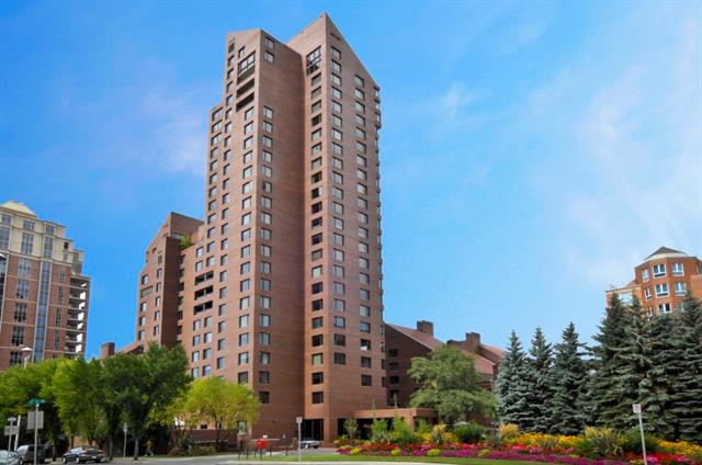 For Sale: 302c - 500 Eau Claire Avenue Southwest, Calgary, AB | 2 Bed, 2 Bath Condo for $594,900. See 49 photos!