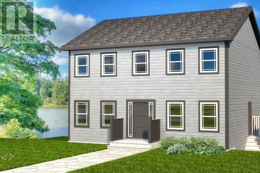 House for sale at 51 Moraine Dr Unit 64 Enfield Nova Scotia - MLS: 202016077