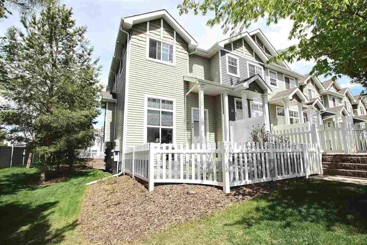 Townhouse for sale at 5604 199 St NW Unit 64 Edmonton Alberta - MLS: E4199973