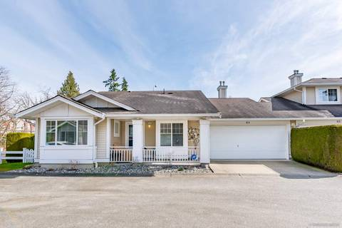 Townhouse for sale at 6885 184 St Unit 64 Surrey British Columbia - MLS: R2446428