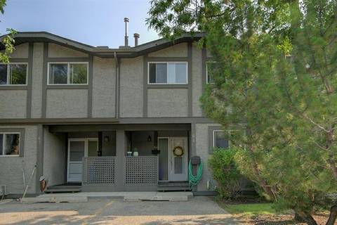 Townhouse for sale at 7172 Coach Hill Rd Southwest Unit 64 Calgary Alberta - MLS: C4285221