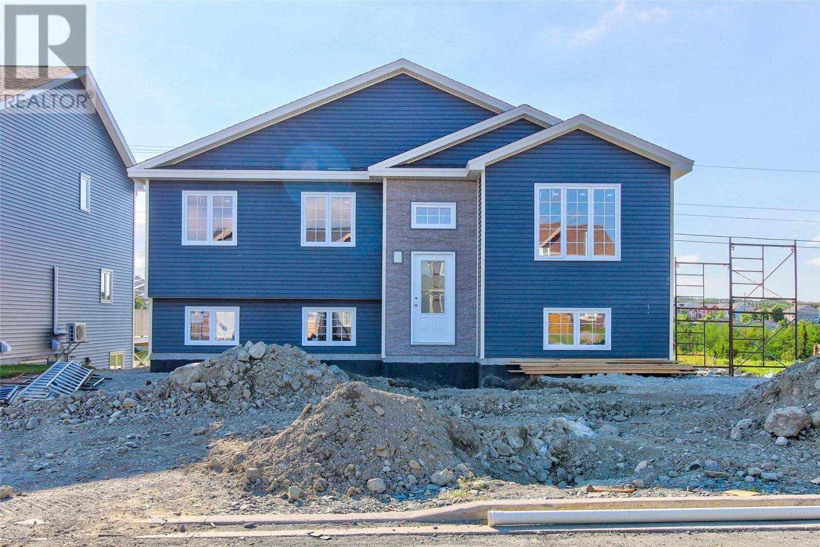 House for sale at 64 Acharya Dr Paradise Newfoundland - MLS: 1221233