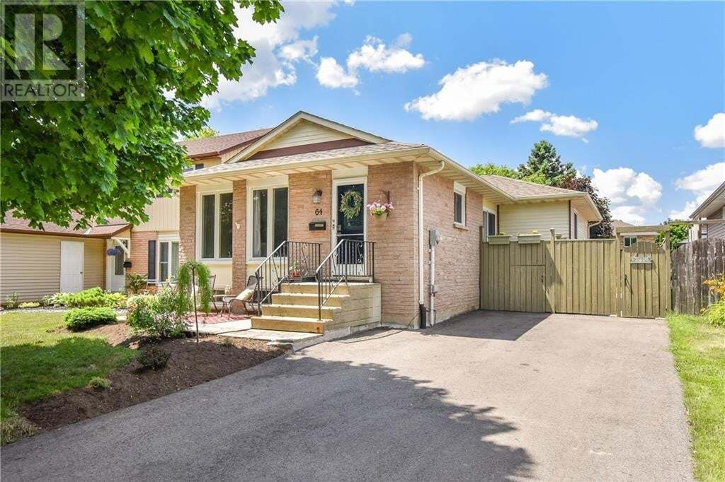 House for sale at 64 Angela Cres Cambridge Ontario - MLS: 30818793