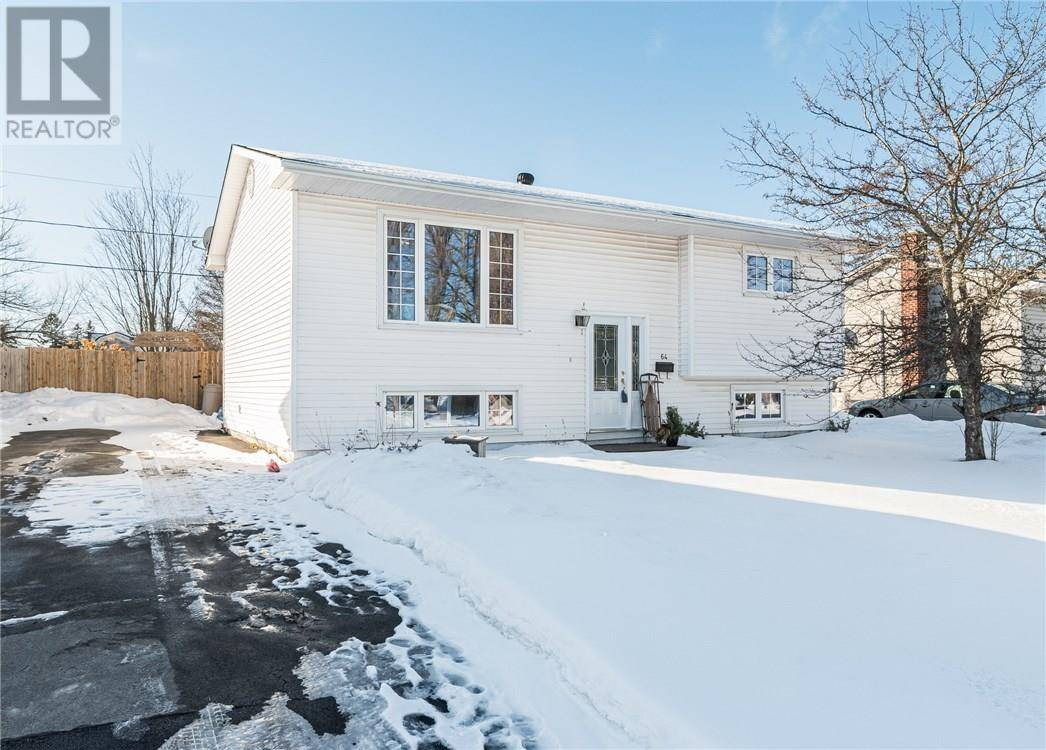 House for sale at 64 Autumn Te Moncton New Brunswick - MLS: M126428