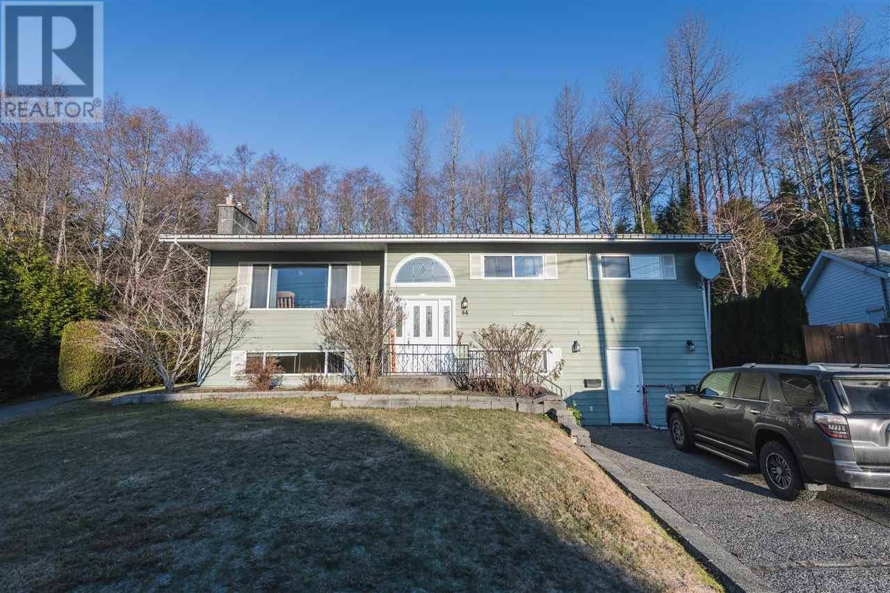 House for sale at 64 Babine St Kitimat British Columbia - MLS: R2424320