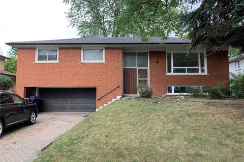 House for rent at 64 Bellbury Cres Toronto Ontario - MLS: C4570623