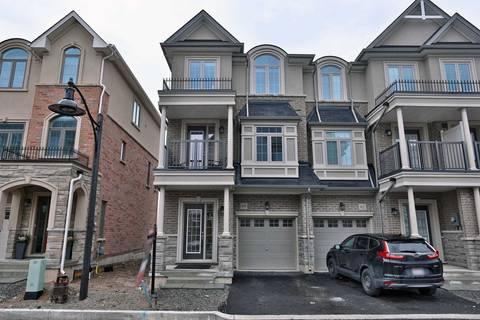 Townhouse for sale at 64 Borer's Creek Circ Hamilton Ontario - MLS: X4458006