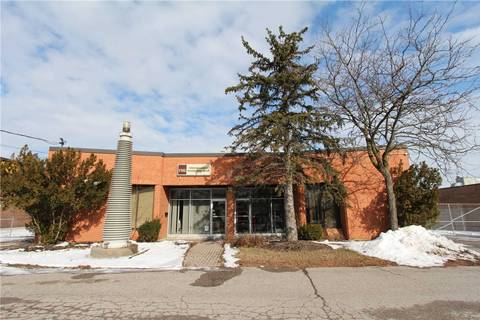 Commercial property for lease at 64 Bullock Dr Markham Ontario - MLS: N4706737