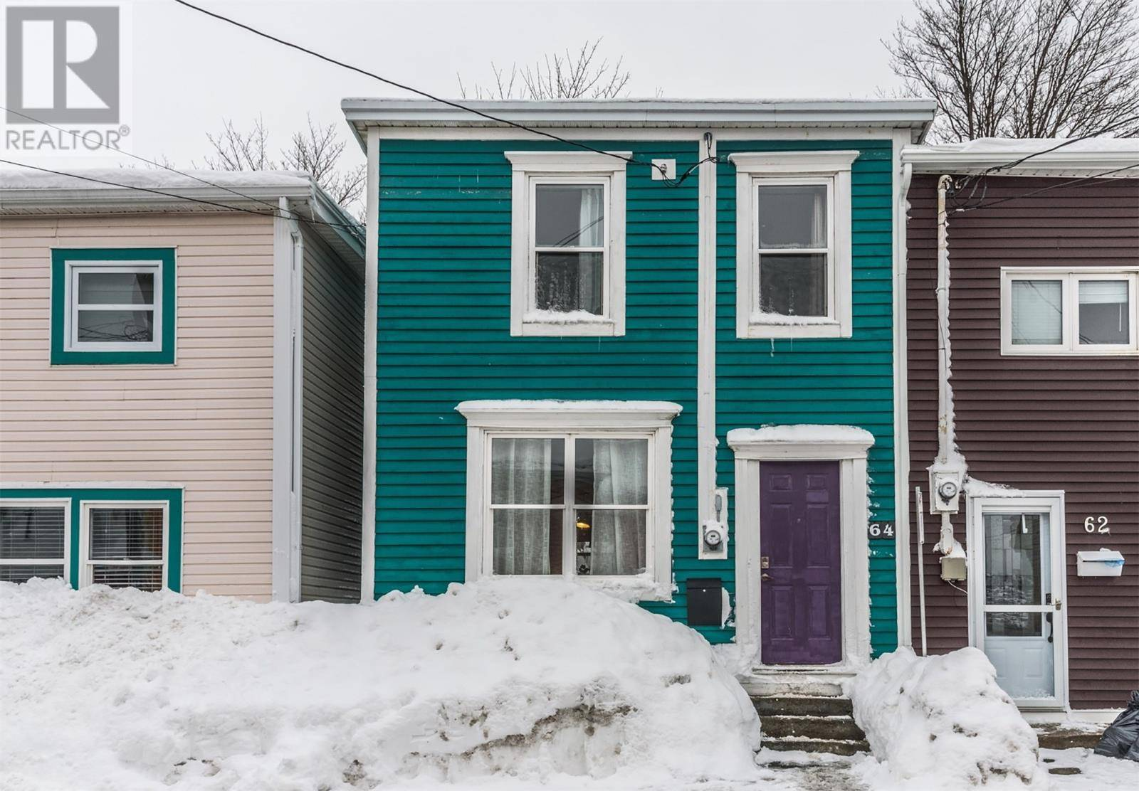 House for sale at 64 Cabot St St. John's Newfoundland - MLS: 1209515