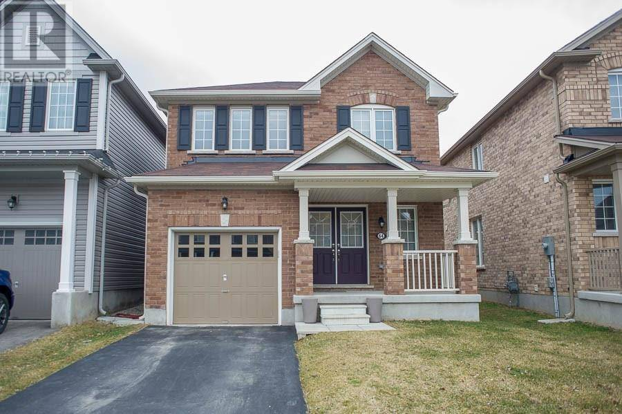 House for sale at 64 Cheevers Rd Brantford Ontario - MLS: 30800277