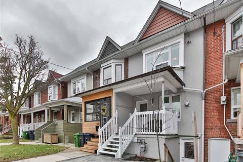 Townhouse for sale at 64 Cloverdale Rd Toronto Ontario - MLS: W4419512