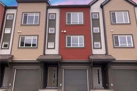 Townhouse for sale at 64 Copperstone Villa SE Calgary Alberta - MLS: C4255061