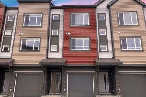 Townhouse for sale at 64 Copperstone Villa(s) Southeast Calgary Alberta - MLS: C4255061