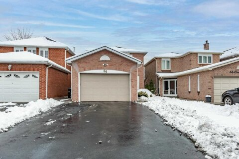 House for sale at 64 Cortez Ct Brampton Ontario - MLS: W4998290