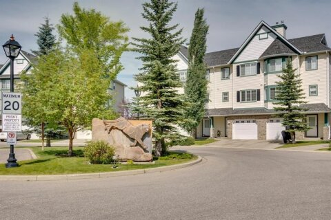 Townhouse for sale at 64 Cougar Ridge Me SW Calgary Alberta - MLS: A1024582