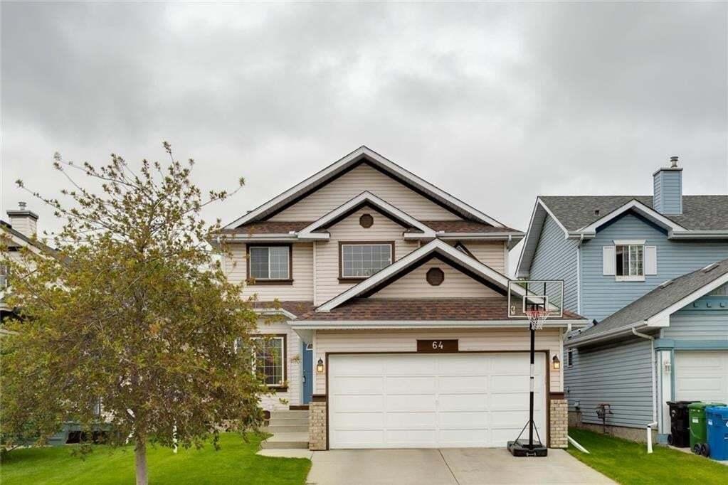 House for sale at 64 Coventry Gr NE Coventry Hills, Calgary Alberta - MLS: C4305497
