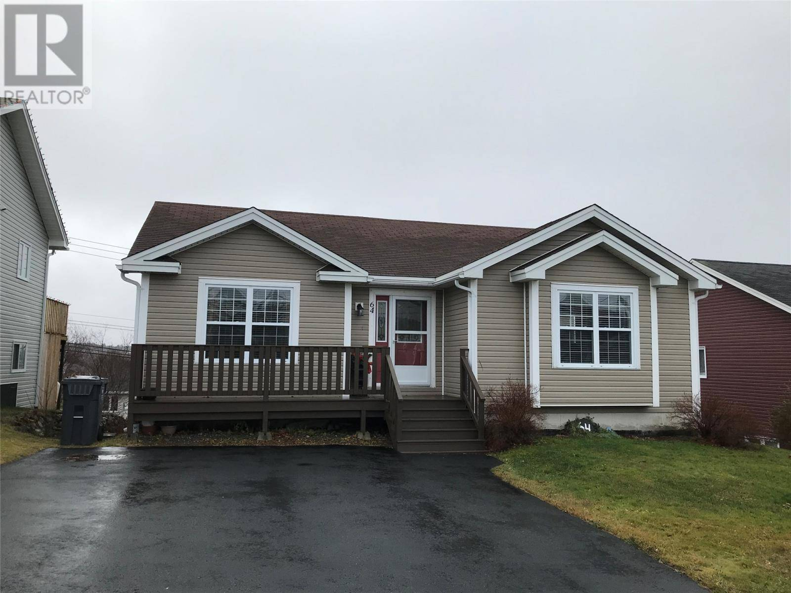House for sale at 64 Dawson's Run Conception Bay South Newfoundland - MLS: 1207701