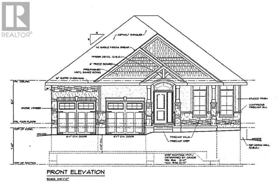House for sale at 64 Edgar Pl Paris Ontario - MLS: 30809496