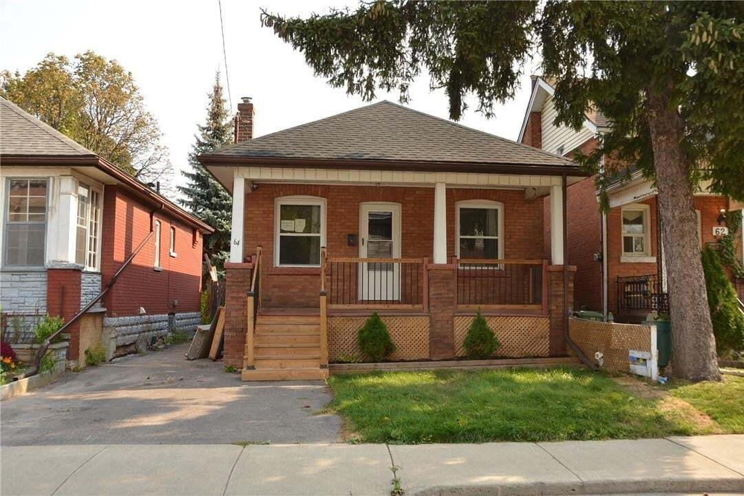 House for rent at 64 Edgemont St N Hamilton Ontario - MLS: H4090502