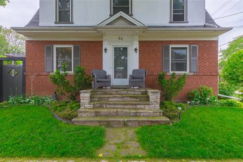 House for sale at 64 Edgemont St S Hamilton Ontario - MLS: H4057372