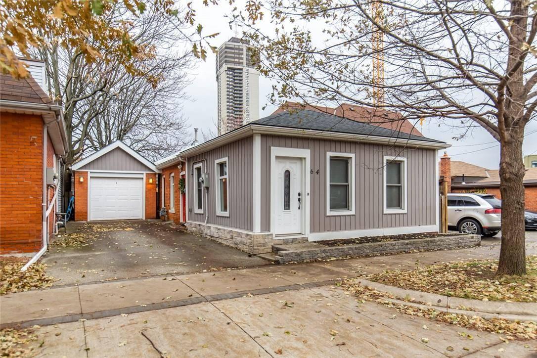 House for sale at 64 Ferguson Ave S Hamilton Ontario - MLS: H4069203