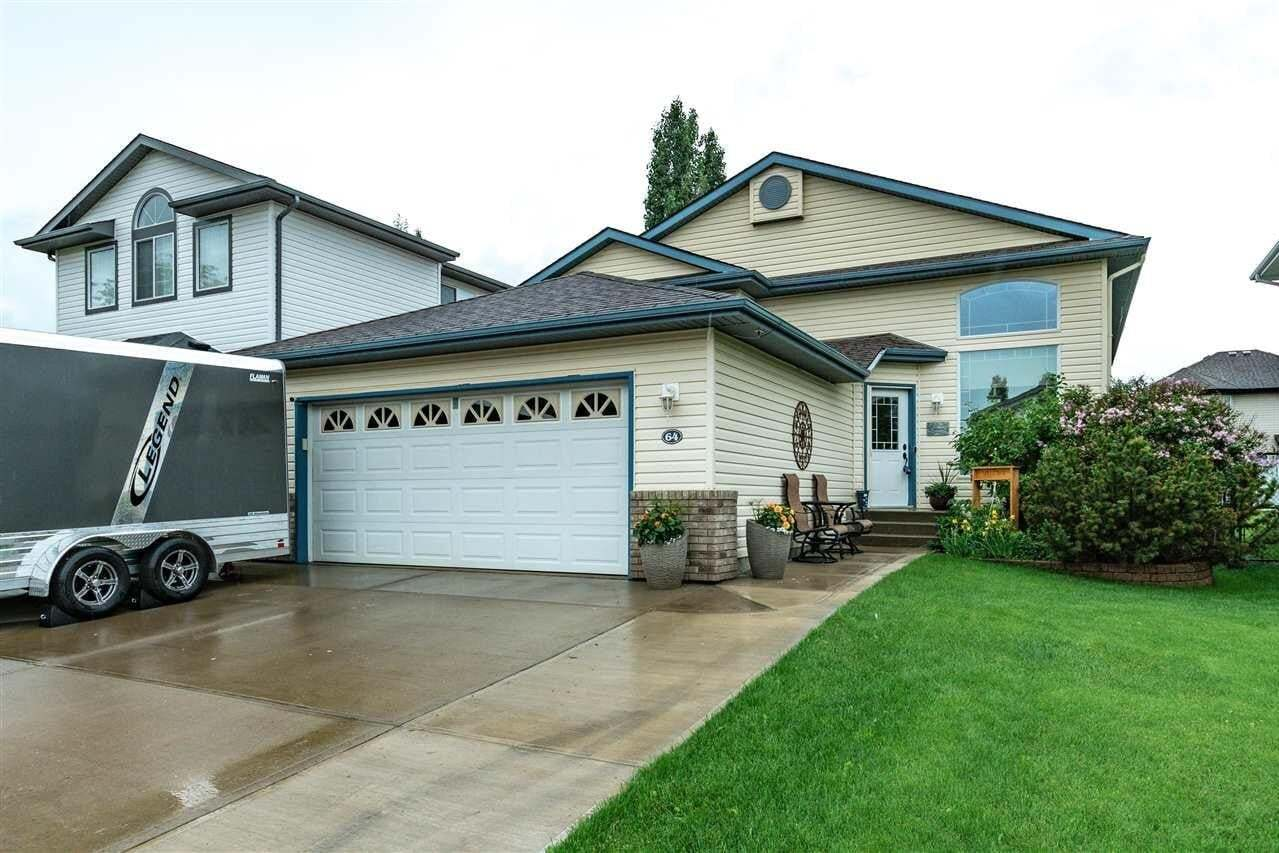 House for sale at 64 Foxhaven Cr Sherwood Park Alberta - MLS: E4204454