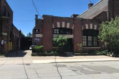 Commercial property for lease at 64 Fraser Ave Toronto Ontario - MLS: W4787508