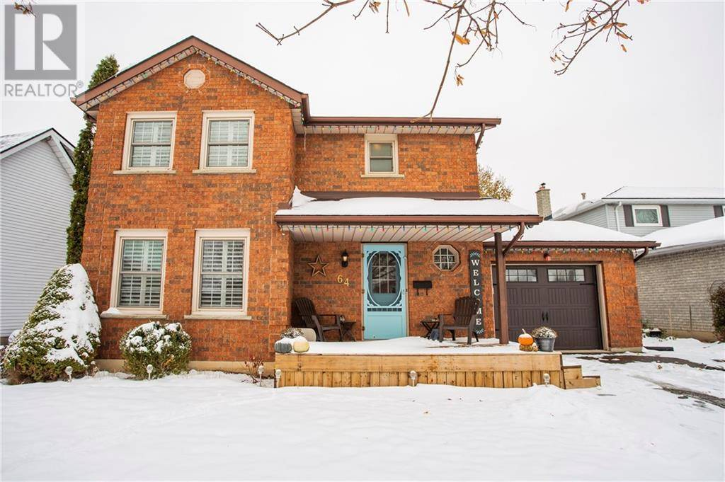 House for sale at 64 Gillin Rd Brantford Ontario - MLS: 30776432