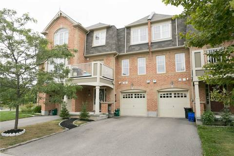 Townhouse for sale at 64 Gleave Terr Milton Ontario - MLS: W4570760