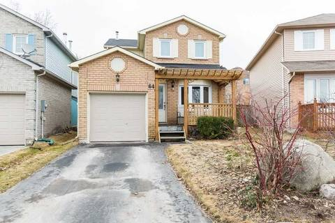 House for sale at 64 Hadden Cres Barrie Ontario - MLS: S4732704