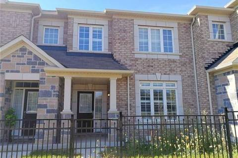 Townhouse for rent at 64 Hatton Ct Brampton Ontario - MLS: W4391357