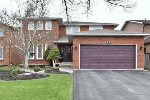 House for sale at 64 Helen St Vaughan Ontario - MLS: N4484442