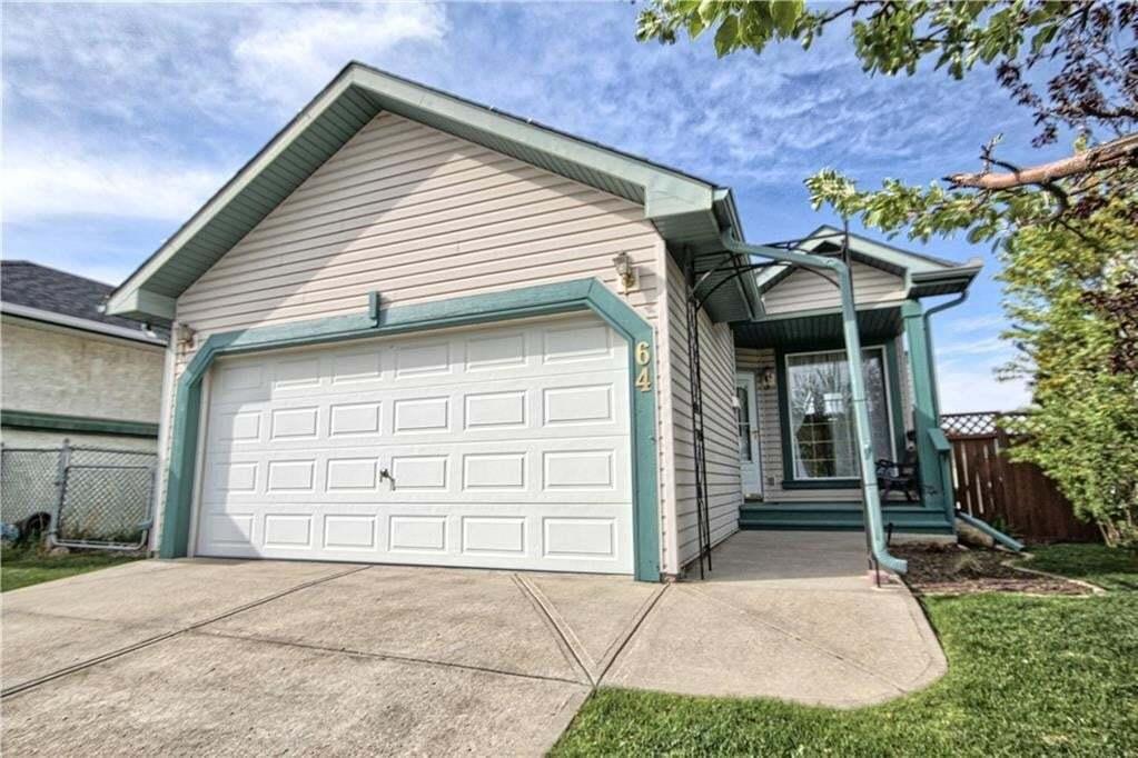 House for sale at 64 Hidden Spring Cl NW Hidden Valley, Calgary Alberta - MLS: C4299817